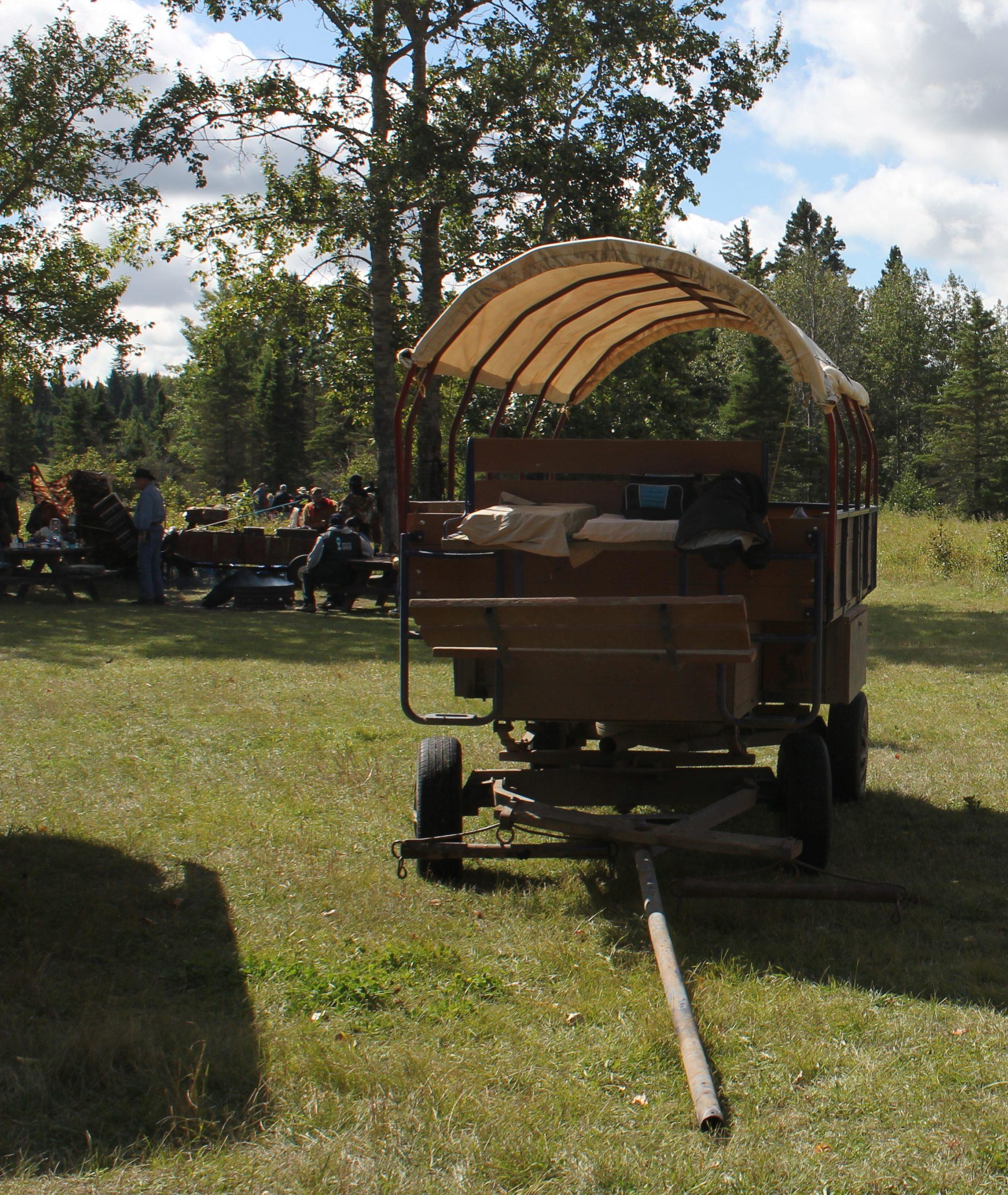 POW Wagon Tour 2012