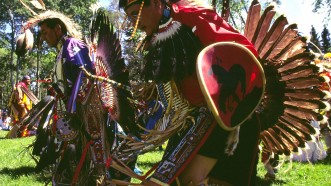 Tribal Dancers