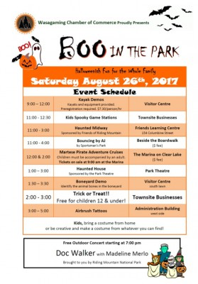 Boo in the Park 2017