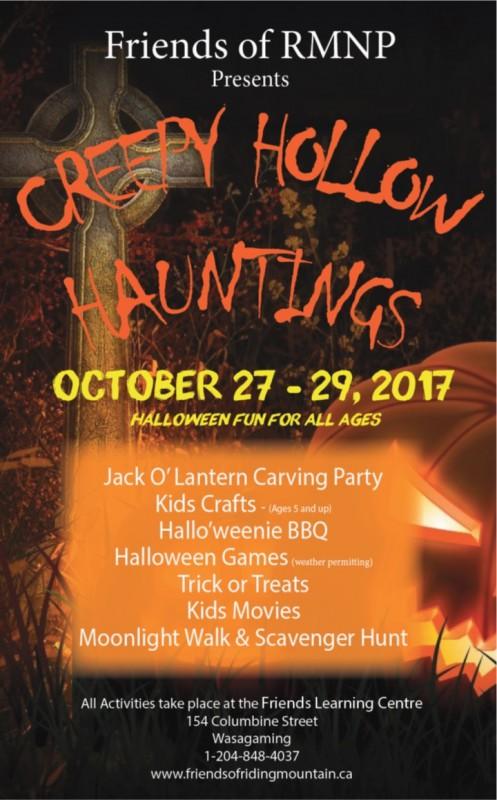 Creepy Hollow 2017