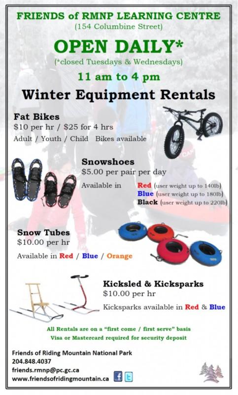 Winter Rentals 2018