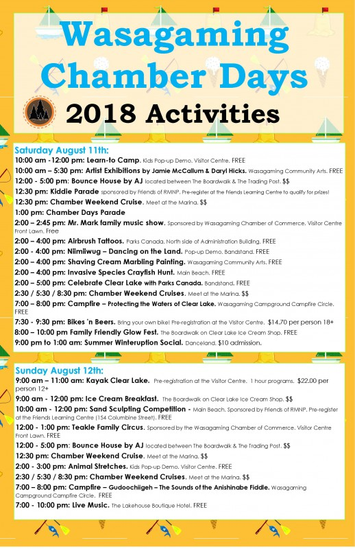 Chamber Day Poster 2018